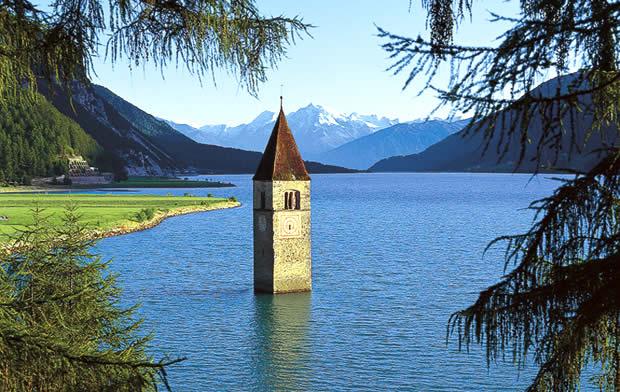 Jezioro z niespodzianką