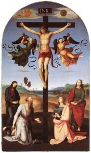 Crocifissione sanzio