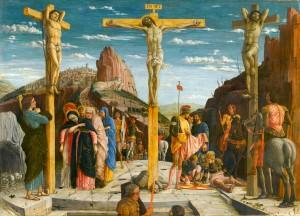 mantegna crocifissione