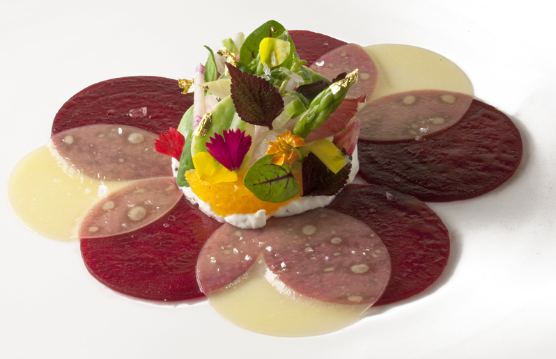 Sztuka i jedzenie, czyli skąd się wzięło carpaccio?