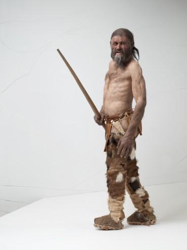 Człowiek znaleziony w lodzie