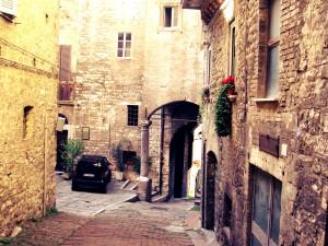 peruginska uliczka