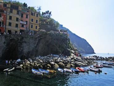 Cinque Terre: perła ze skazą