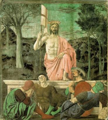 Biblia opowiedziana obrazami: Zmartwychwstanie w sztuce włoskiej