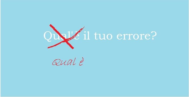 Jakie błędy popełniają Włosi?