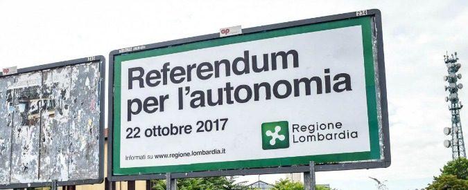 Czy Włochom grozi rozpad?
