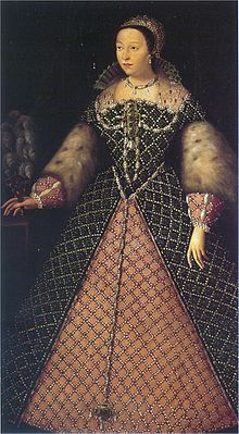 Czarna królowa: Katarzyna Medycejska