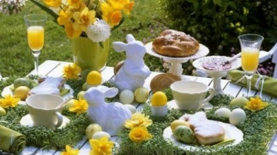 Felice come una Pasqua