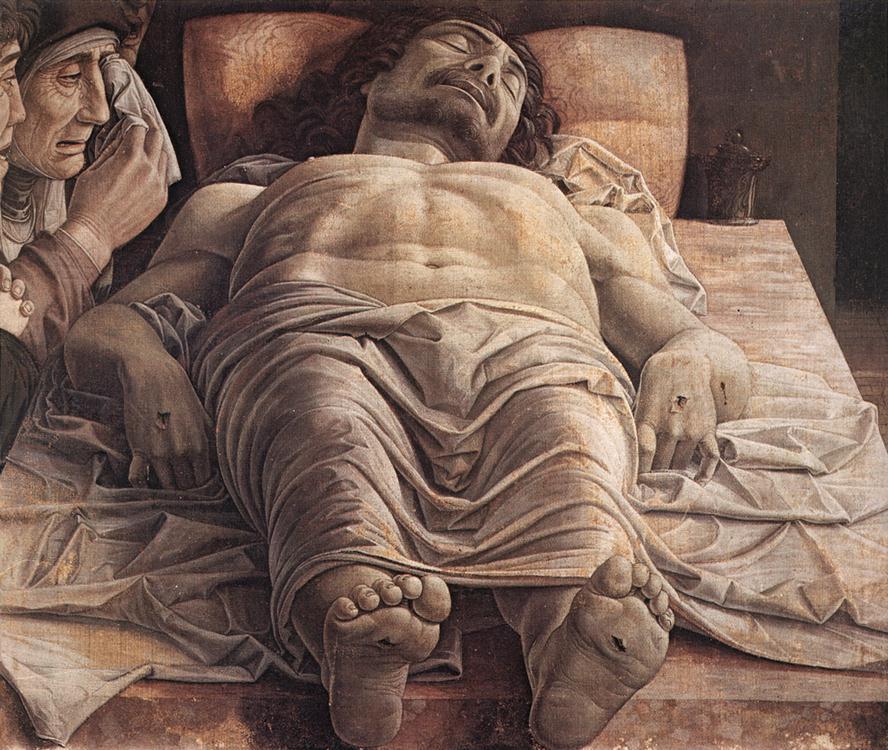 Biblia opowiedziana obrazami – ukrzyżowanie.