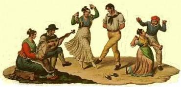 Ona tańczy dla mnie (tarantellę)