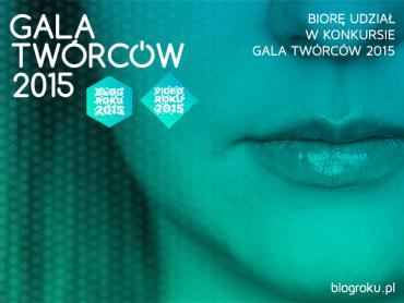 Konkurs na Blog Roku 2015