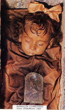 Śpiąca  Królewna z Palermo