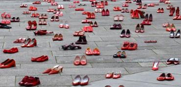 Stop al femmincidio. Nie zabijaj kobiet.