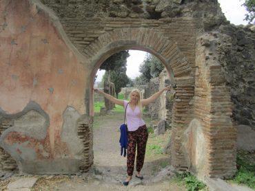 Pompeje, miasto umarłych