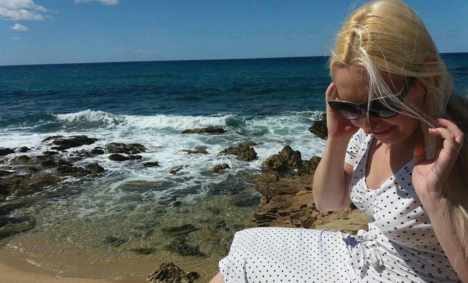 Sardynia, etap I: Arborea, plaża Pistis