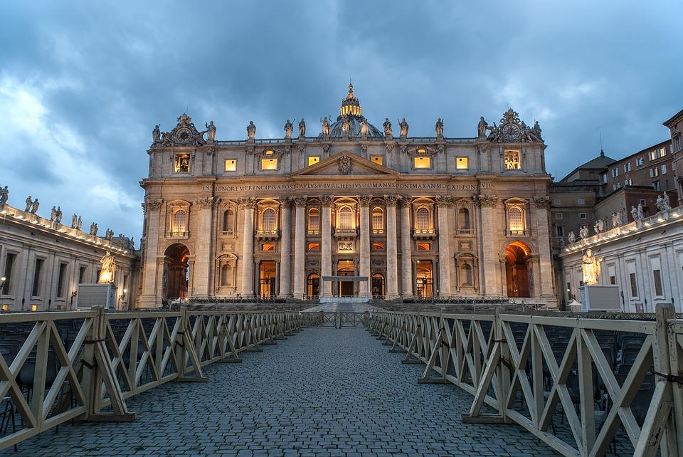Najpiękniejsze kościoły w Rzymie