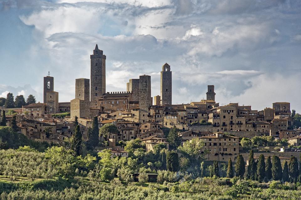 Manhattan średniowiecza, czyli krótka historia San Gimignano