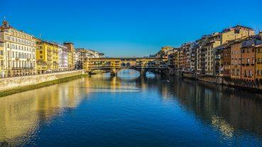 Niezwykły florencki most: Ponte Vecchio
